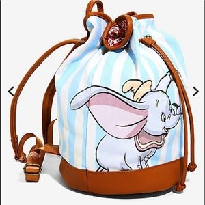 Dumbo Drawstring Backpack by Loungefly